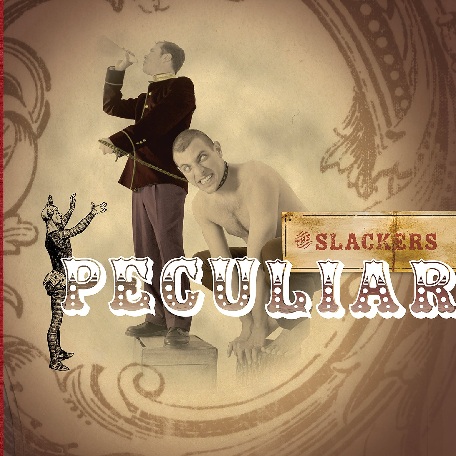 "The Slackers - Peculiar 12"" LP + 7"""