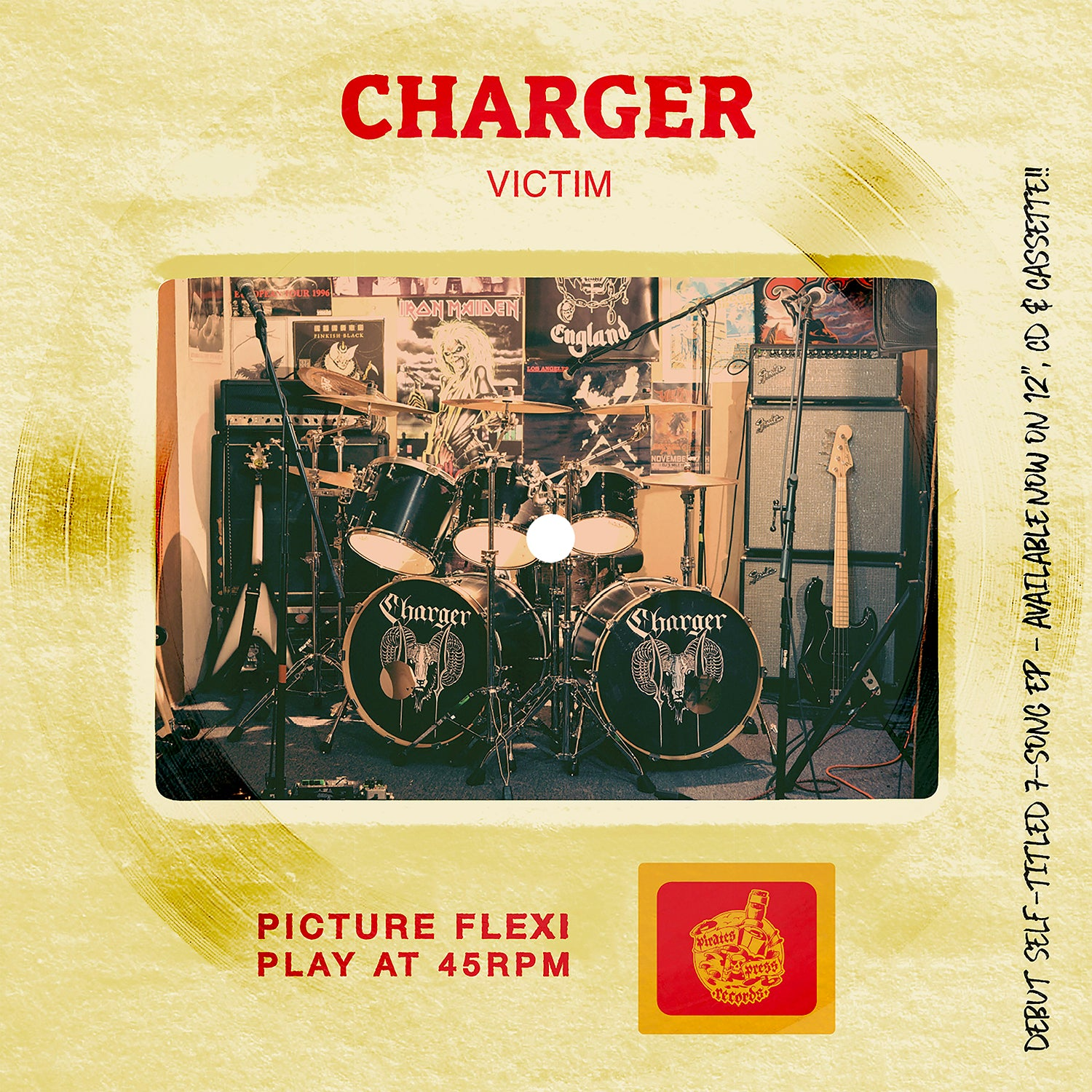Charger - Victim Picture Slide Flexi