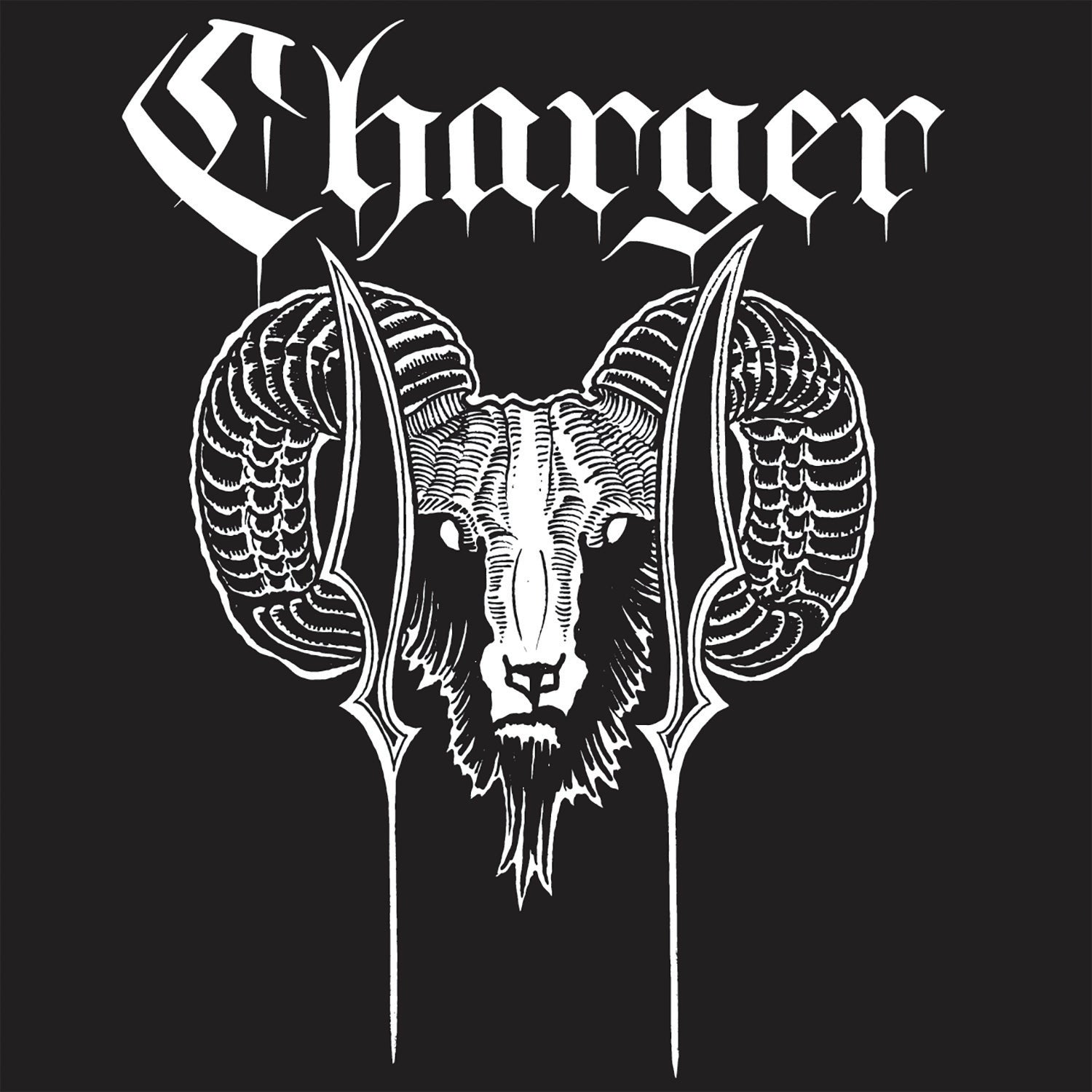 "Charger - S/T 12"" EP / CD / Cassette"