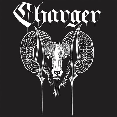 "Charger - S/T 12"" EP / CD / Cassette / Digital Download"