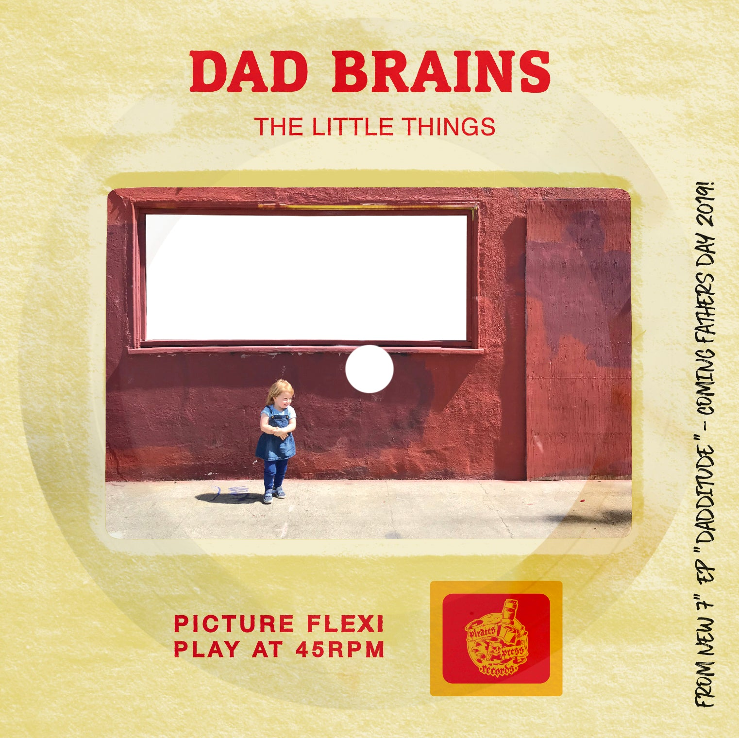 Dad Brains - Little Things Flexi