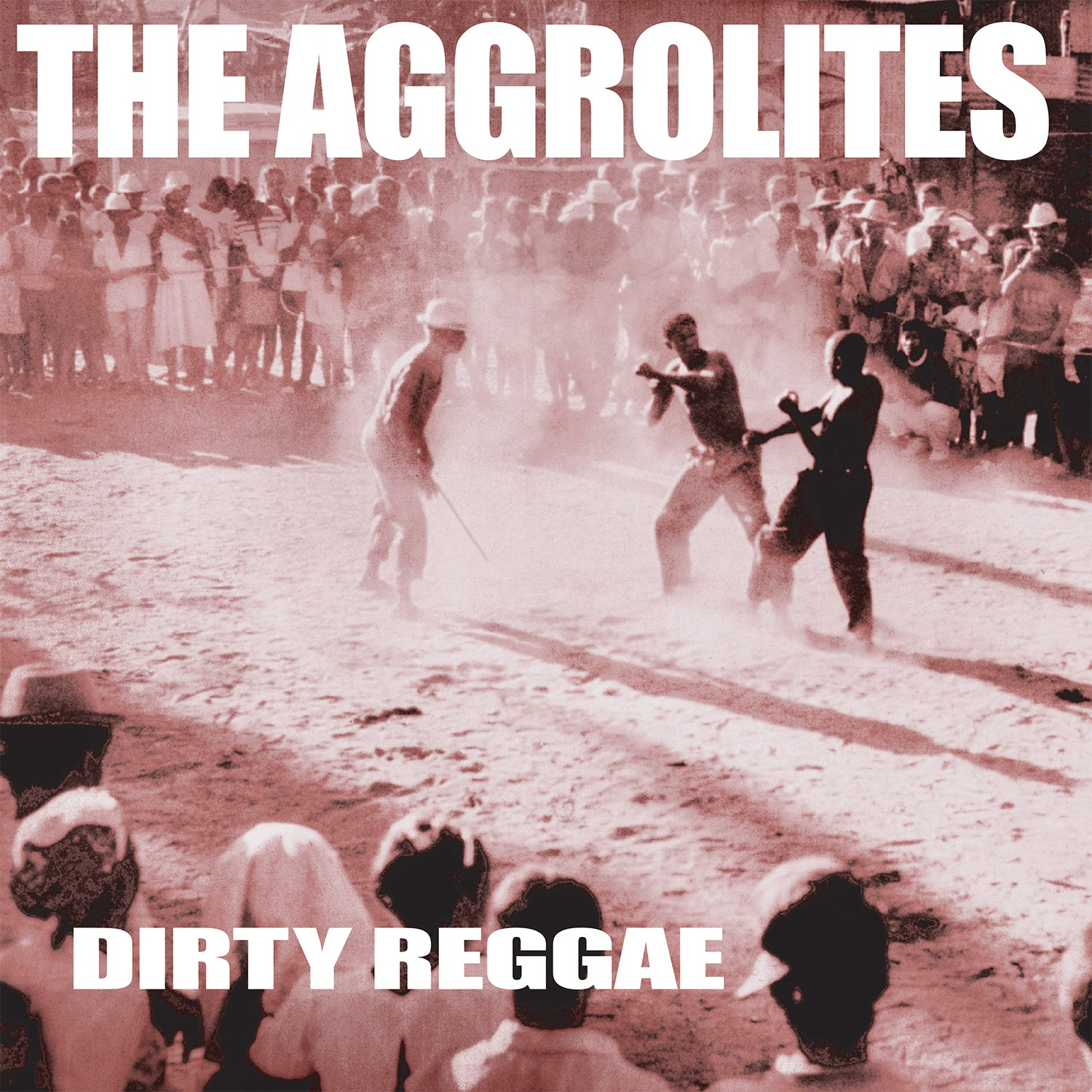 The Aggrolites - Dirty Reggae LP / CD / Digital Download