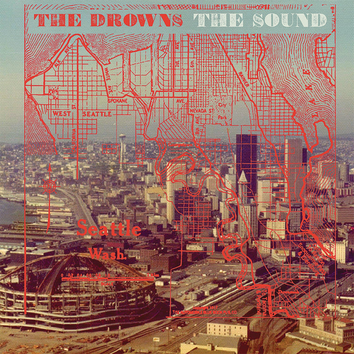The Drowns - The Sound 7""