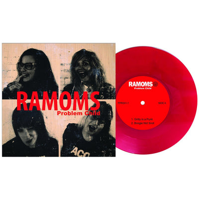 "Ramoms - Problem Child 7"" / Digital Download"