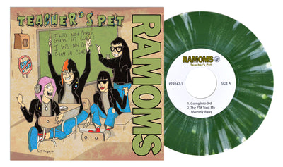 Ramoms -  Teacher's Pet 7""