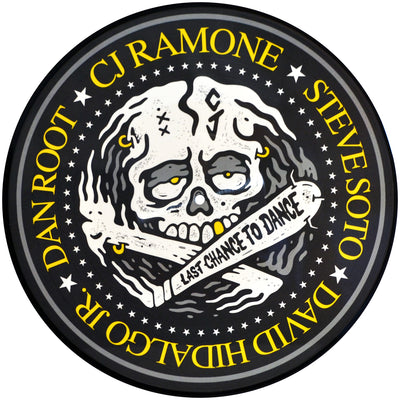 CJ Ramone - Last Chance To Dance PD