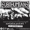 Subhumans - Thought Is Free Flexi