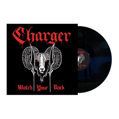 Charger - Watch Your Back / Stay Down 12""