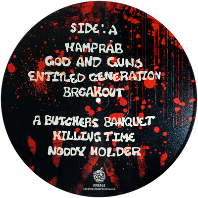 The Old Firm Casuals - A Butcher's Banquet 12""