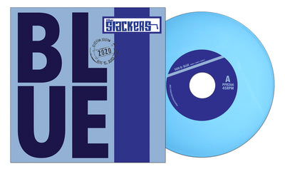 "The Slackers - ""Blue"" 7"""