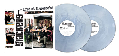 "The Slackers - Live At Ernesto's 2x12"" LP"