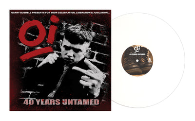 Oi! 40 Years Untamed - 2020