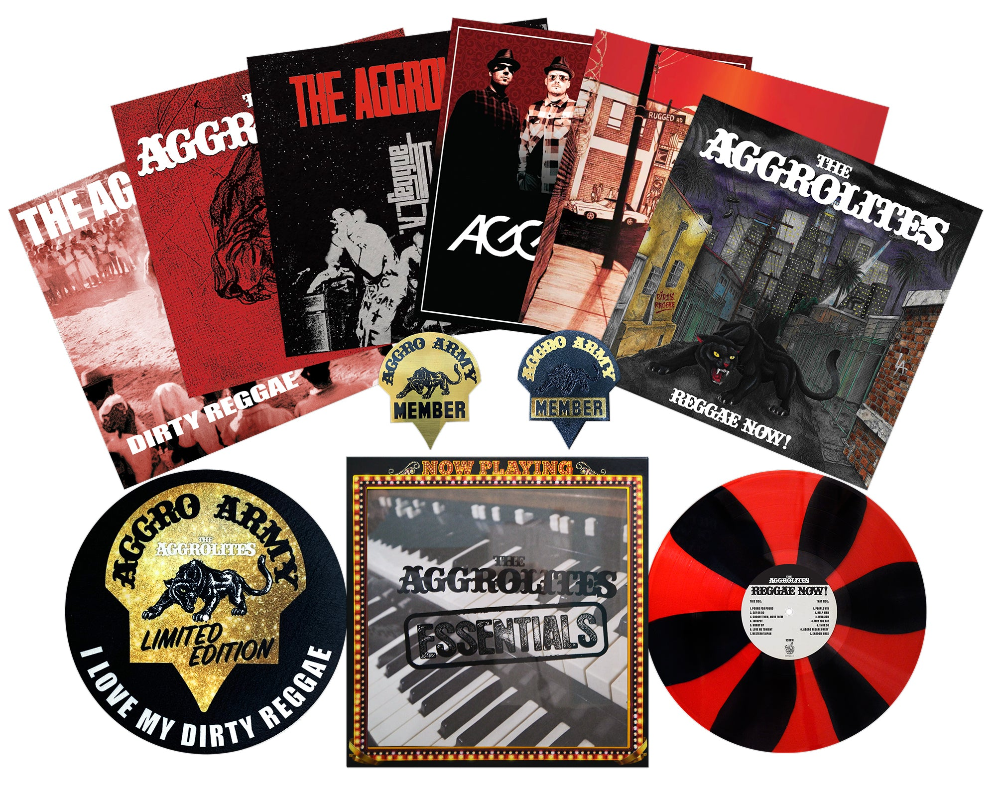 The Aggrolites - Essentials Box Set