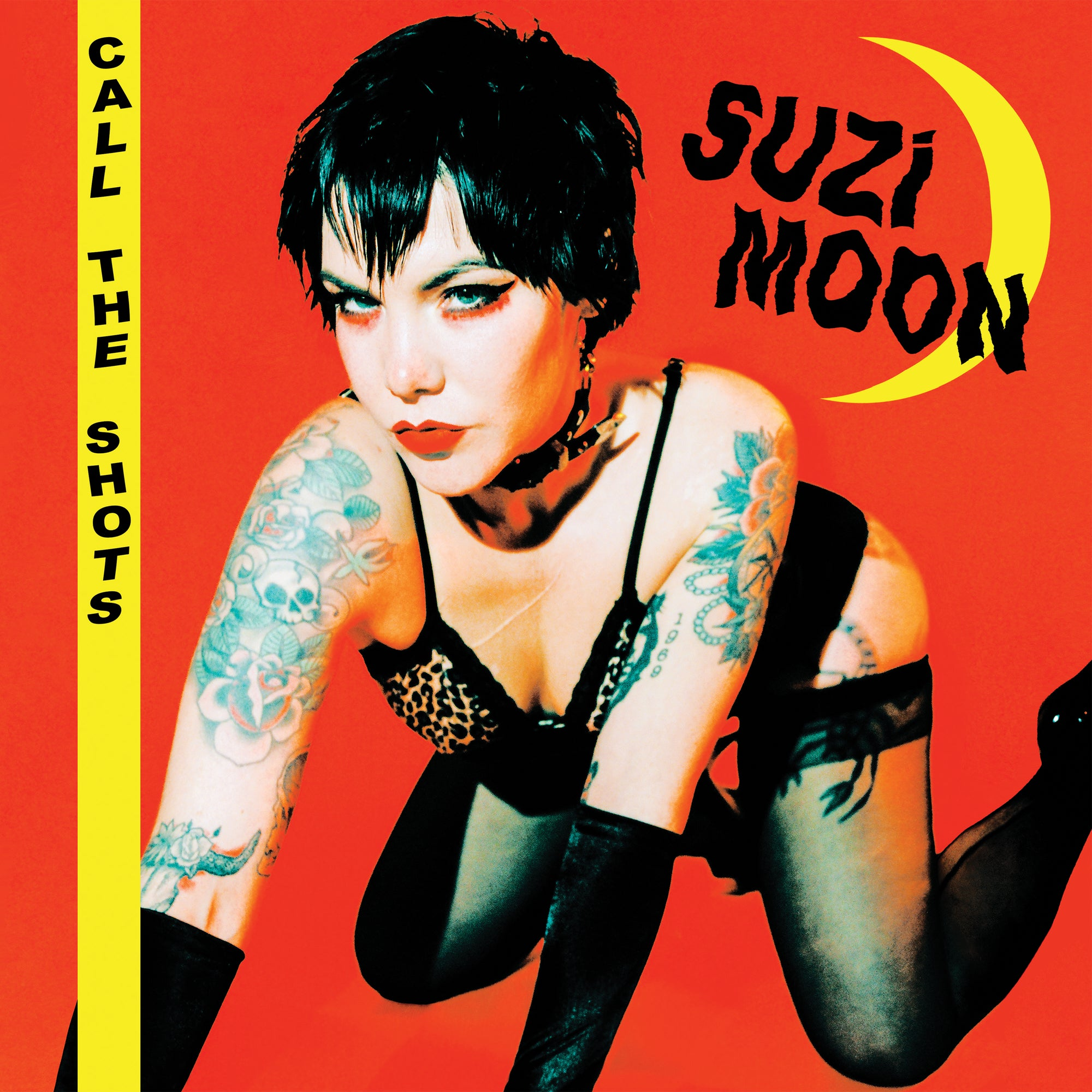 "Suzi Moon - Call The Shots 12"" EP"