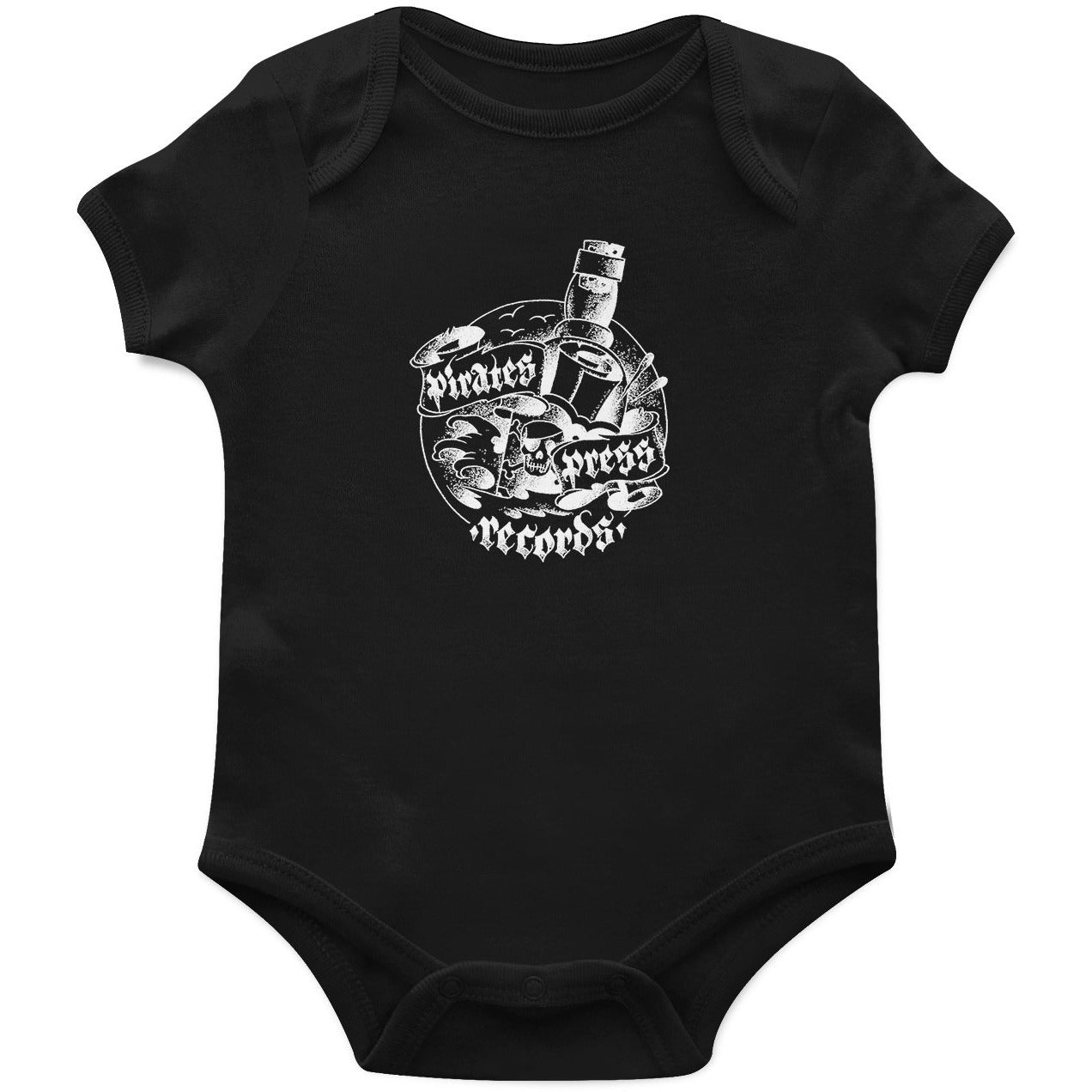 Pirates Press Records - Bottle - Onesie