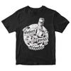 Pirates Press Records - Bottle - White on Black - T-Shirt - Youth