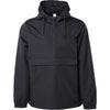 Pirates Press - Circle Logo - Windbreaker Jacket - Black