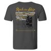 Pirates Press 15th Anniversary - Rock The Ship Ring - Grey - T-Shirt