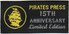 Pirates Press 15th Anniversary - Mike Davis - Black - T-Shirt