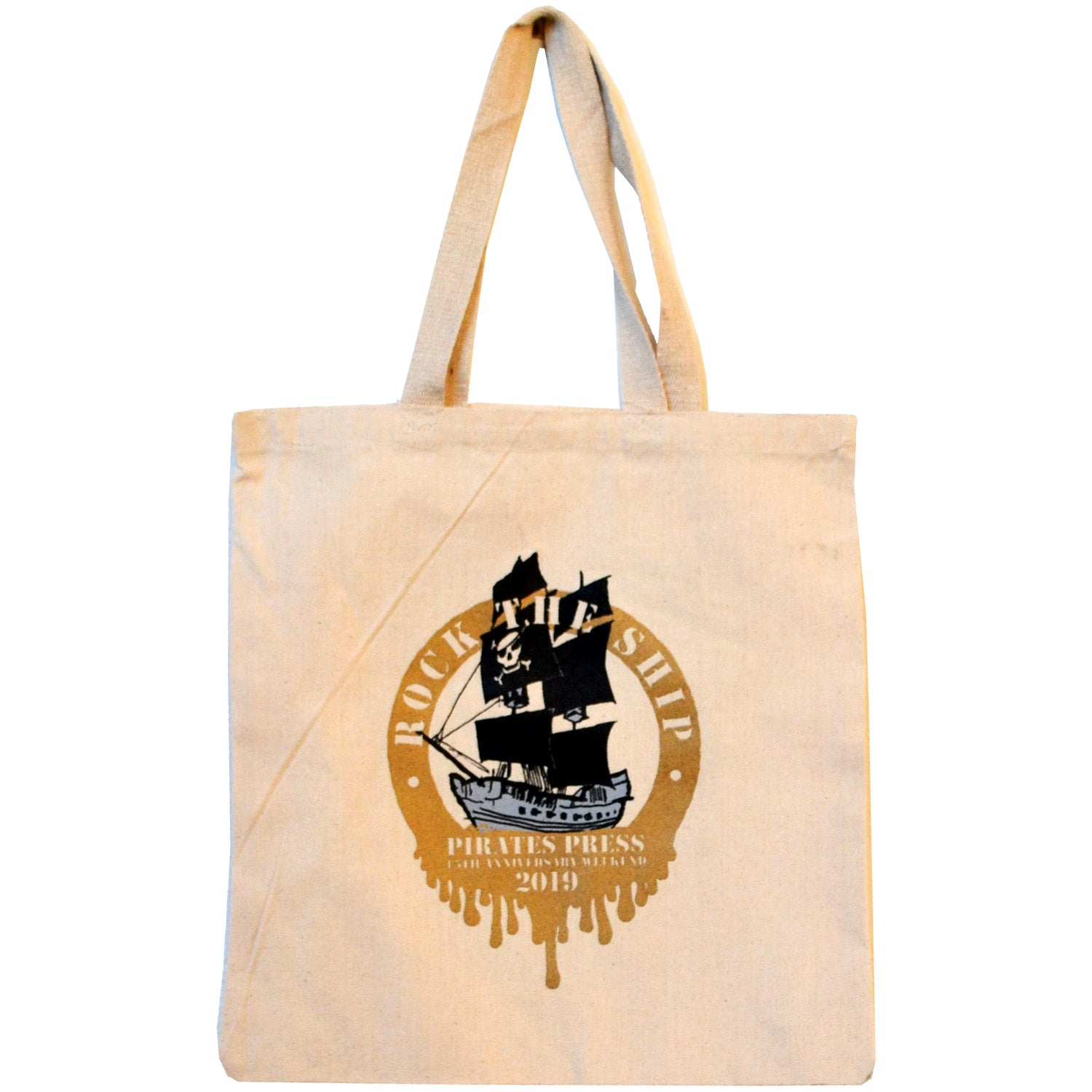 Pirates Press 15th Anniversary - Rock The Ship Ring - Tote