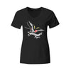 Reducers SF - Bird Logo - T-Shirt - V-Neck - Fitted