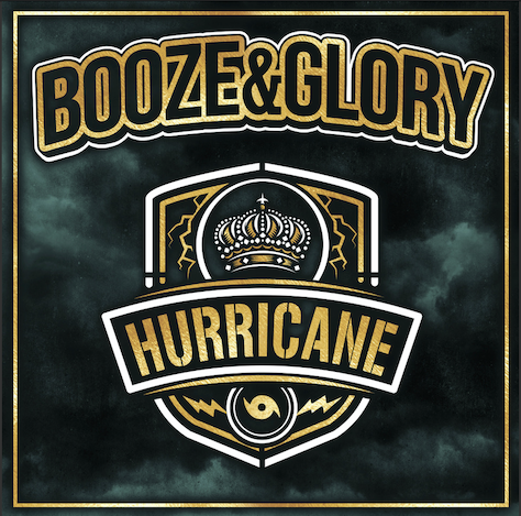"Booze & Glory - Hurricane - 12"" LP / CD"