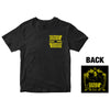 Seized Up - Eternal Fame - Black - T-Shirt
