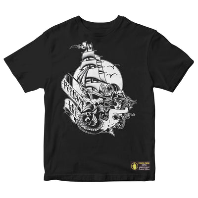 Pirates Press 15th Anniversary - Sky Winchester - Black - T-Shirt