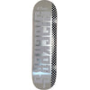 The Slackers - Text Logo on Silver Foil - Skateboard Deck