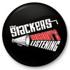 The Slackers - Nobody's Listening - Button 1""
