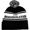 The Aggrolites - Logo & Panther - Knit Bobble Hat