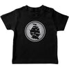 Pirates Press - Circle Logo - Black - Toddler T-Shirt