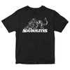 The Aggrolites - Aggropanther w/ Reggae Now! Panelled - Black - T-shirt
