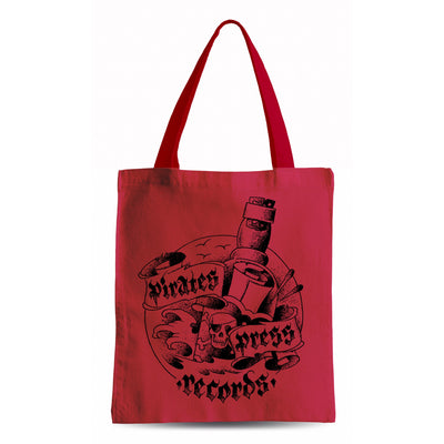 Pirates Press Records - Bottle - Tote Bag