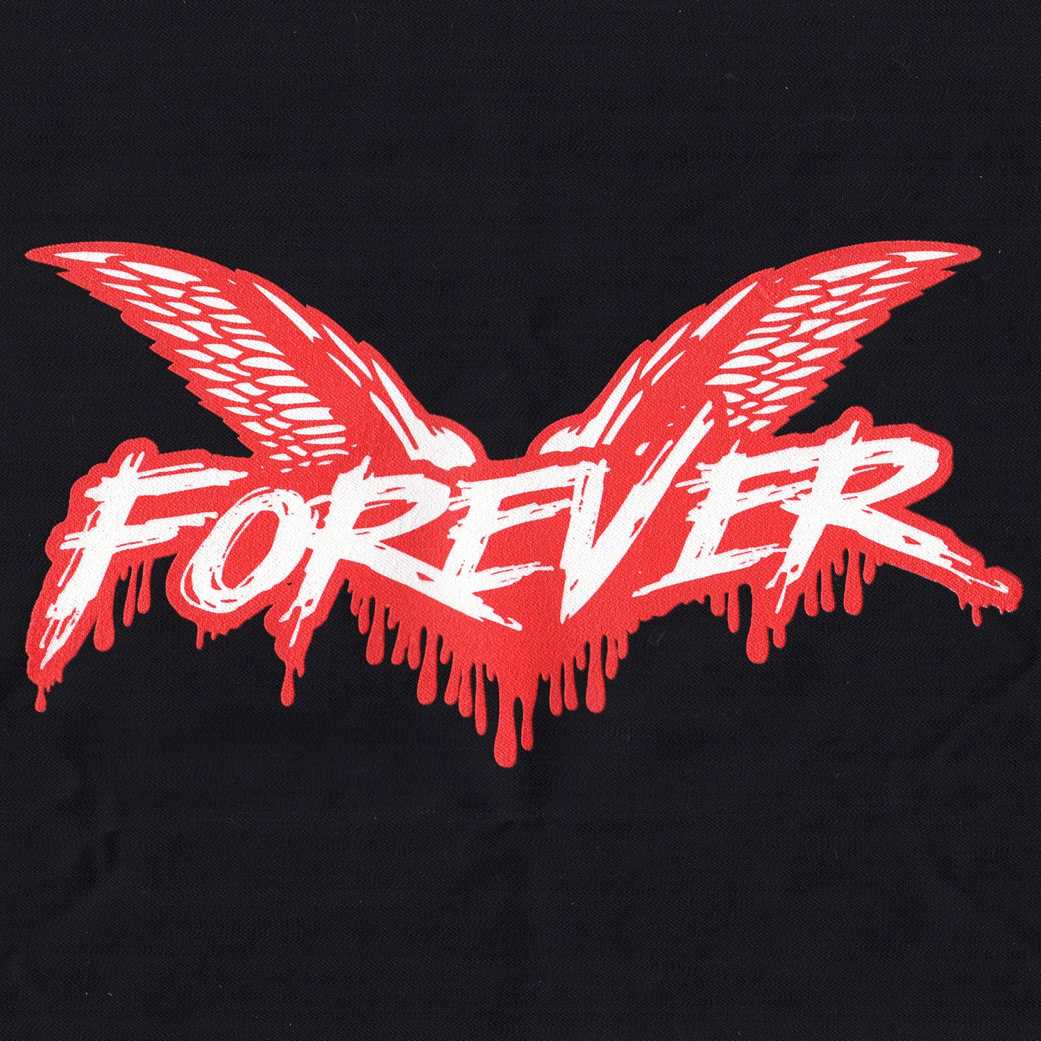Cock Sparrer - Forever - Black - Back Patch - Cloth - Screened