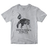 Downtown Struts - Raccoon - White - T-Shirt