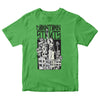 Downtown Struts - Victoria Tour - Green - T-Shirt