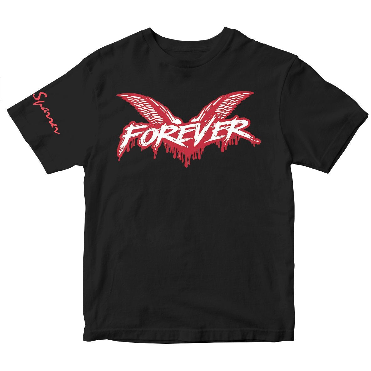 Cock Sparrer - Forever - Black - T-Shirt - Youth