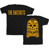 The Ratchets - Skull Logo - Black - T-Shirt