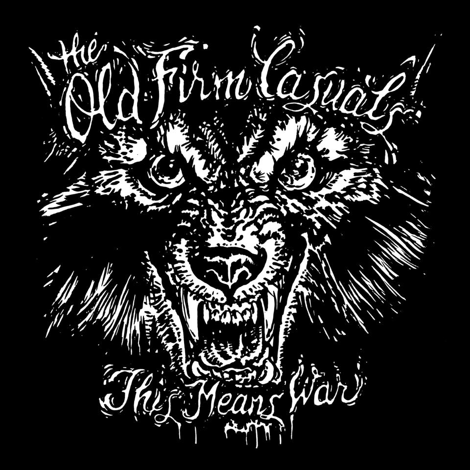 Polo RANCID PUNK The Old Firm Casuals Axes