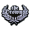 "The Drowns - Wreath Logo - 1.5"" Enamel Pin"