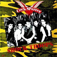 Cock Sparrer - Shock Troops - CD