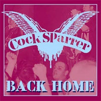 Cock Sparrer - Back Home - CD