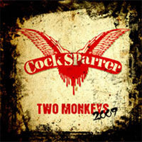 Cock Sparrer - Two Monkeys - CD