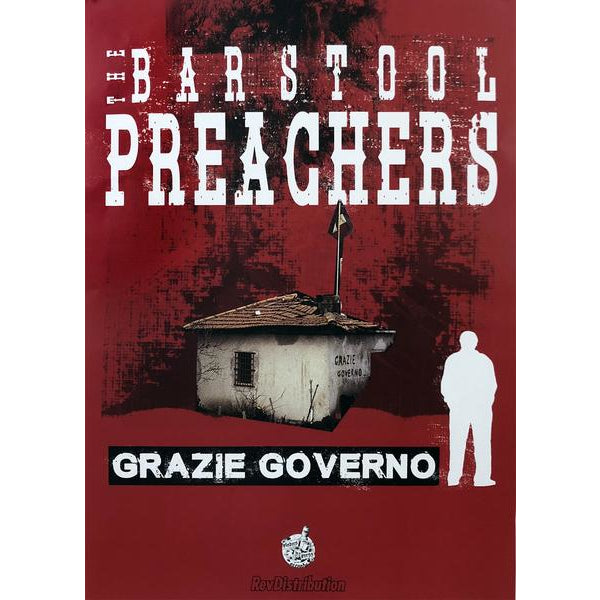 The Bar Stool Preachers - Art - Poster