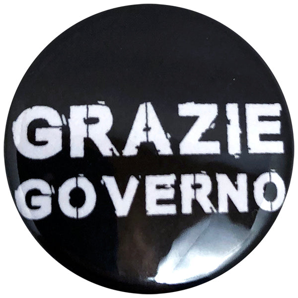 "The Bar Stool Preachers - Grazie - 1"" Button"