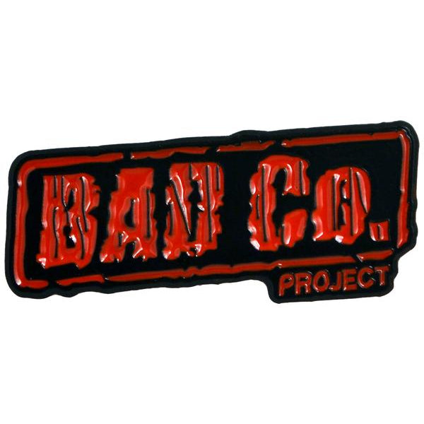 "Bad Co. Project - Small - 1"" Enamel Pin"