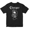 Charger - Chain - Black - T-Shirt
