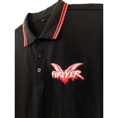Cock Sparrer - Forever - Black - Polo