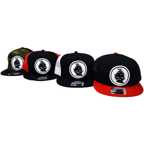 Pirates Press - Circle Logo - Hat